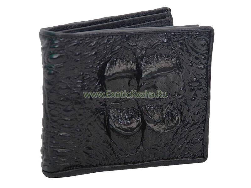 16a6077968b1 Мужской кошелек из фактурной кожи крокодила | Покупайте в Интернет ...